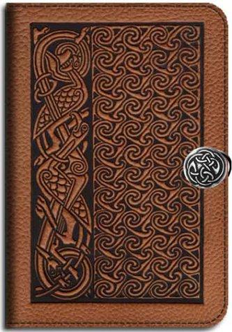 9781931263009: Celtic Swirl Embossed Leather Journal