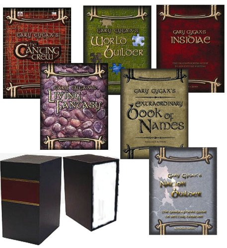 9781931275200: Gygaxian Fantasy Worlds Collector's Pack