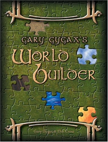 9781931275224: Gary Gygax's World Builder: Gygaxian Fantasy Worlds Vol. 2