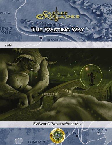 9781931275910: Castles & Crusades A11 The Wasting Way