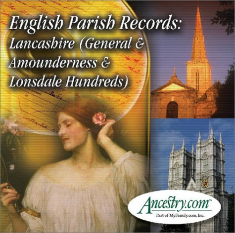 9781931279826: English Parish Records: Lancashire (General & Amounderness & Lonsdale Hundreds)
