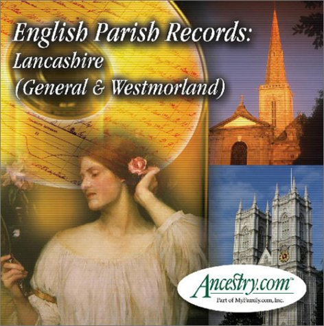 9781931279833: English Parish Records: Lancashire (General & Westmorland)