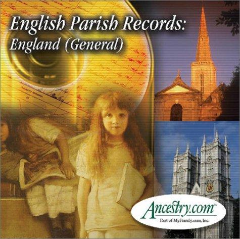 9781931279949: English Parish Records: England (General)