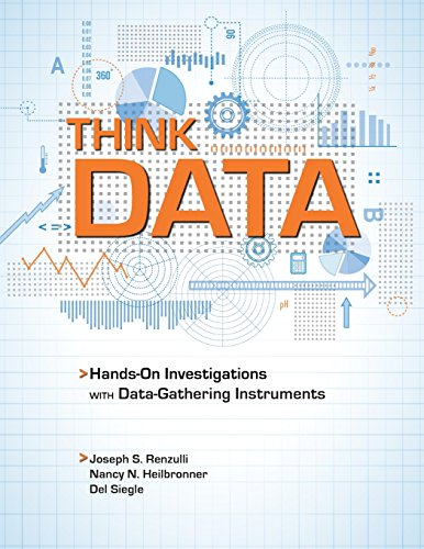 9781931280143: Think Data: Getting Kids Involved in Hands-On Investigations with Data-Gathering Instruments