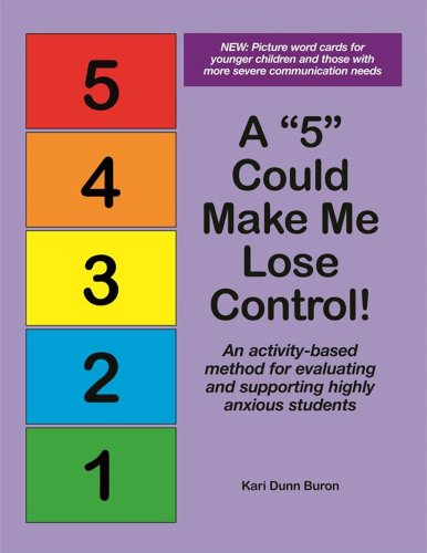 A 5 Could Make Me Lose Control!: Buron, Kari Dunn