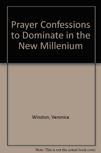 9781931289009: Prayer Confessions to Dominate in the New Millenium (Spanish Edition)