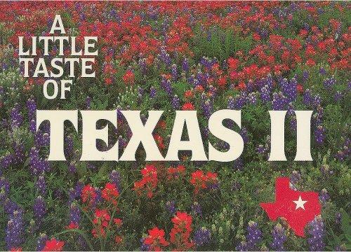 A Little Taste of Texas II: Jones, Sheryn R.
