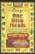 9781931294546: Easy One-Dish Meals