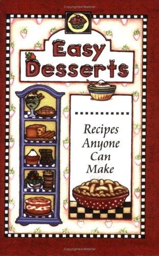 Easy Desserts: LLC Cookbook Resources