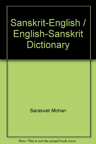 9781931299008: Sanskrit-English / English-Sanskrit Dictionary (Level 2)