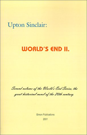 World's End II: Sinclair, Upton