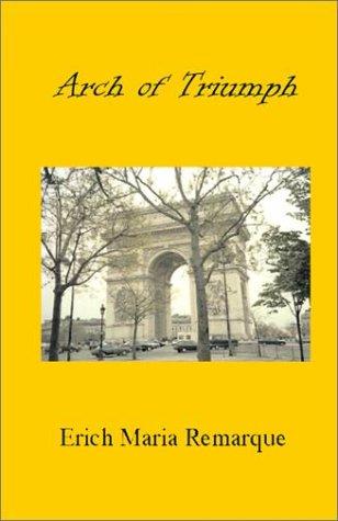 9781931313643: Arch of Triumph
