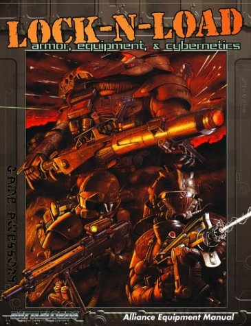 Lock-N-Load: Armor, Equipment, and Cybernetics: Sims, Lawrence R.