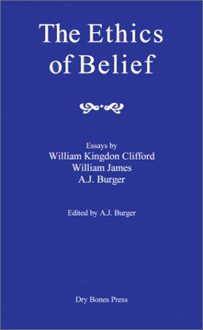9781931333078: The Ethics of Belief