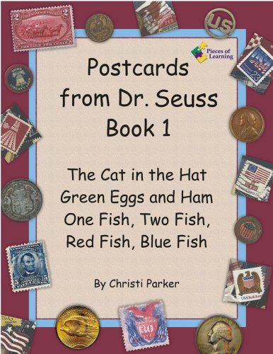 9781931334594: Postcards from Dr. Seuss Book 1