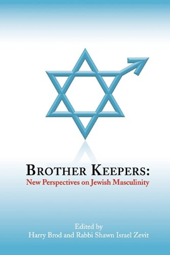 9781931342254: Brother Keepers: New Perspectives on Jewish Masculinity