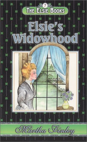 9781931343114: Elsie's Widowhood (The Elsie Books: Vol. 7)