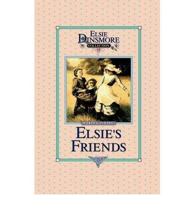 Elsie's Friends at Woodburn (The Elsie Books): Finley, Martha