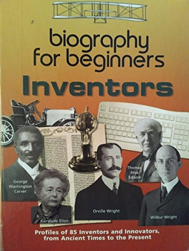9781931360272: Biography for Beginners: Inventors
