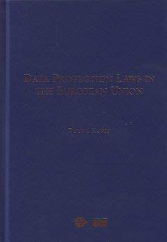 9781931361491: Data protection laws in the European Union