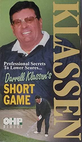 9781931363495: Darrell Klassen's Short Game [VHS]