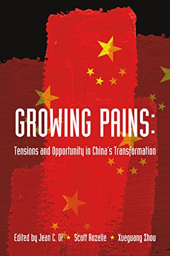 9781931368186: Growing Pains: Tensions and Opportunity in China's Transformation