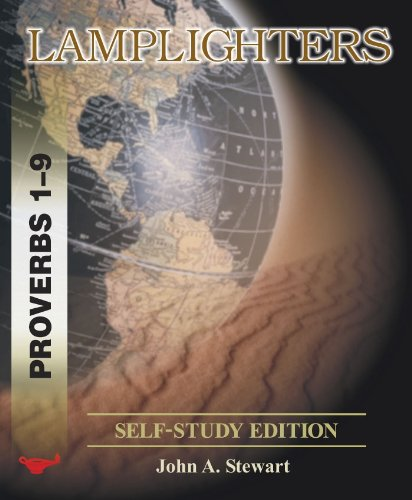 9781931372190: Proverbs 1-9 (Lamplighters Bible Study)
