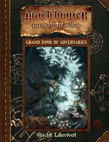 9781931374392: Grand Tome of Adversaries (Witch Hunter, PCI2402)