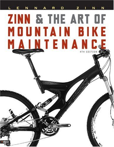 9781931382595: Zinn and the Art of Mountain Bike Maintenance