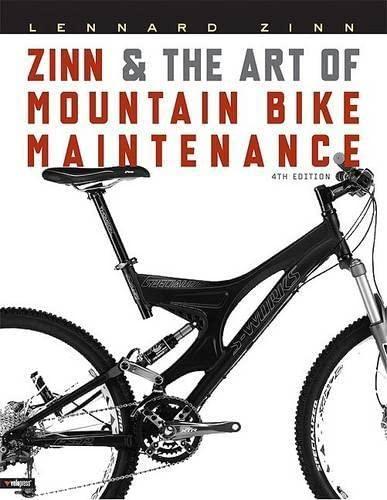 9781931382595: Zinn and the Art of Mountain Bike Maintenance