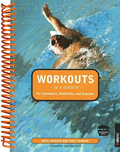 9781931382748: Workouts in a Binder - for Swimmers, Triathletes and Coaches