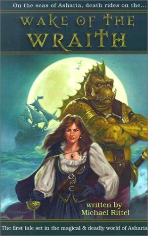 9781931391832: Wake of the Wraith