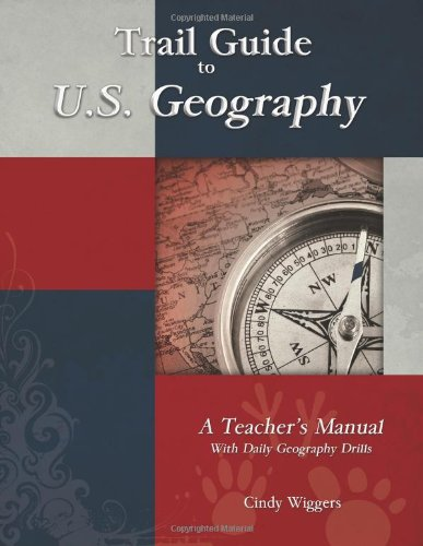 9781931397193: Trail Guide To Us Geography Teachers Man