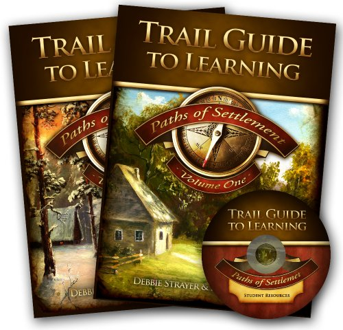 9781931397629: Trail Guide to Learning: Paths of Settlement Set