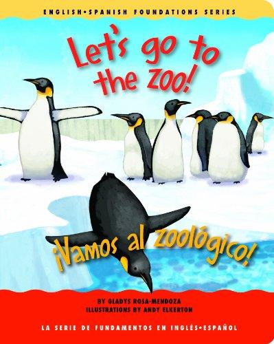 Let's go to the zoo! / ?Vamos: Gladys Rosa-Mendoza