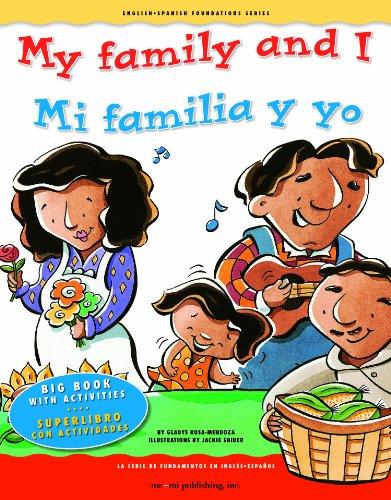9781931398800: My Family and I/Mi Familia y Yo (English Spanish Foundations)