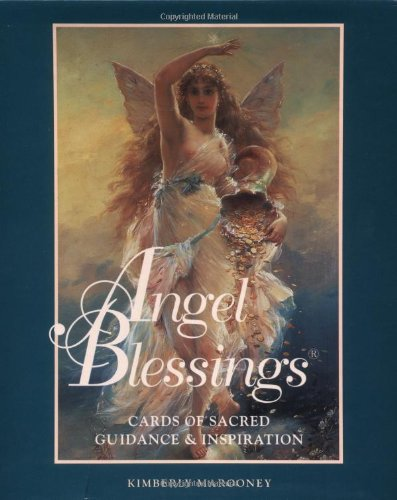 9781931412551: Angel Blessings: Cards of Sacred Guidance and Inspiration (10th Anniv. Edition - Boxed Set)