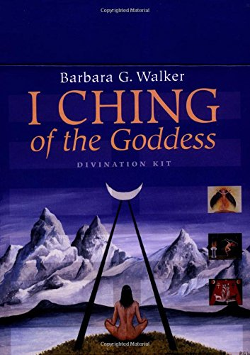 9781931412728: I Ching of the Goddess: Divination Kit (Boxed Set with Cards)
