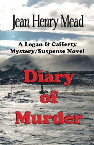 9781931415194: Diary of Murder: A Logan & Cafferty Mystery/Suspense Novel