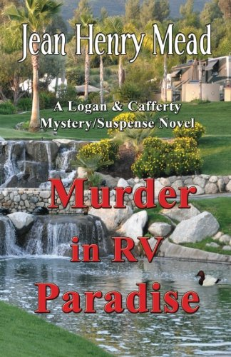 9781931415453: Murder in RV Paradise (A Logan & Cafferty Mystery/Suspense Novel)