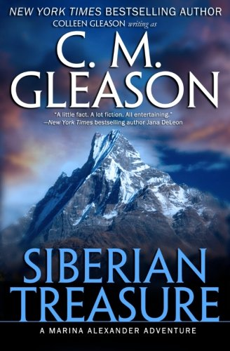 9781931419666: Siberian Treasure (A Marina Alexander Adventure)