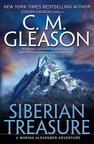 9781931419833: Siberian Treasure (The Marina Alexander Adventures)