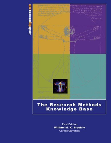 9781931442480: The Research Methods Knowledge Base, Second Edition