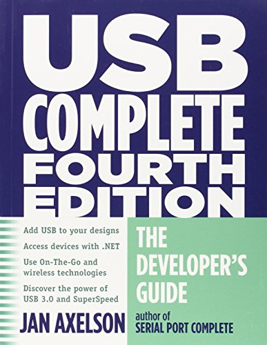 9781931448086: USB Complete Fourth Edition : The Developer's Guide (Complete Guides series)