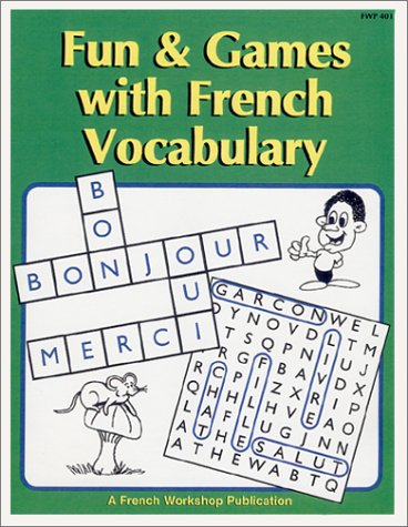 9781931463003: Fun & Games with French Vocabulary