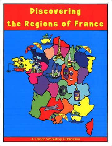Discovering The History Of France And Discovering The Regions Of France: Set Of Two (2001 Copyright...