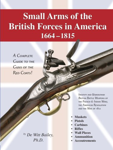 9781931464406: Small Arms of the British Forces 1664-1815