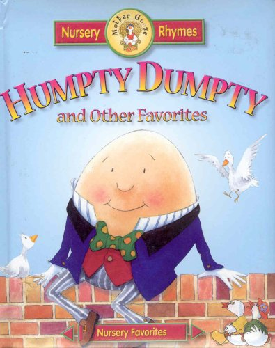 Humpty Dumpty: And Other Favorites with CD (Audio) (Meet Mother Goose Puffy)