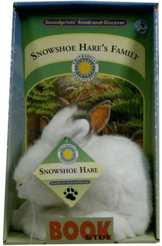 9781931465441: Snowshoe Hares Family (Soundprints' Read-And-Discover) (Soundprints Read-and-Discover, Level 2)