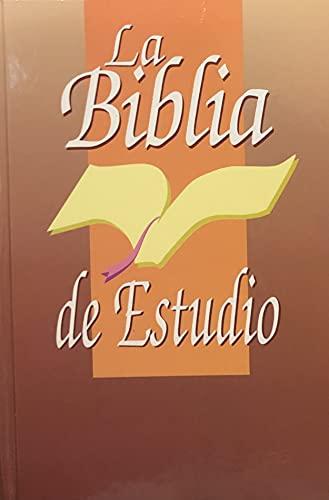 La Biblia De Estudio Dios Habla Hoy